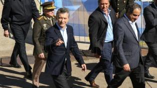 Macri destacó la solidaridad de Estados Unidos para acompañar el cambio en la Argentina