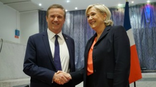 Un euroescéptico será primer ministro francés si Le Pen gana las elecciones