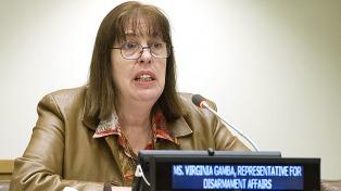 Virginia Gamba, la argentina elegida por la ONU para proteger a los niños de conflictos armados