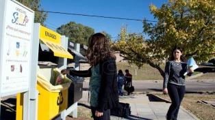 En un año la Universidad de Cuyo recolectó 15 toneladas de material reciclable
