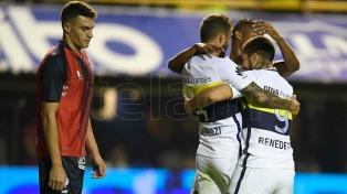 El puntero Boca volvió a la victoria ante Arsenal de Sarandí
