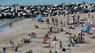 Mar del Plata recibió miles de visitantes en el fin de semana largo