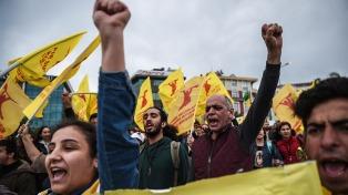 Estambul se blindó para una movilización contra Erdogan