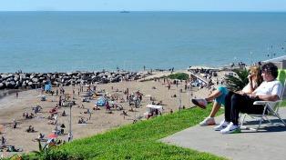 Más de 212 mil turistas visitaron Mar del Plata en la primera semana de vacaciones
