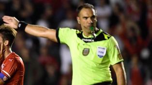 Silvio Trucco será el árbitro del duelo entre Estudiantes y Boca