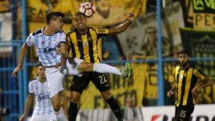 Atlético Tucumán se impuso ante Peñarol