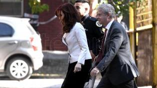El juez Casanello dictó la falta de mérito de Cristina Kirchner en la causa