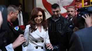 Cristina Kirchner anuncia si será candidata a senadora