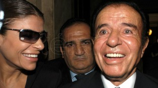 Cierran una causa penal contra la hija de Menem por falta de pruebas