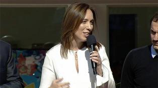 Vidal presentó el Plan Integral de Guardias para los hospitales públicos bonaerenses