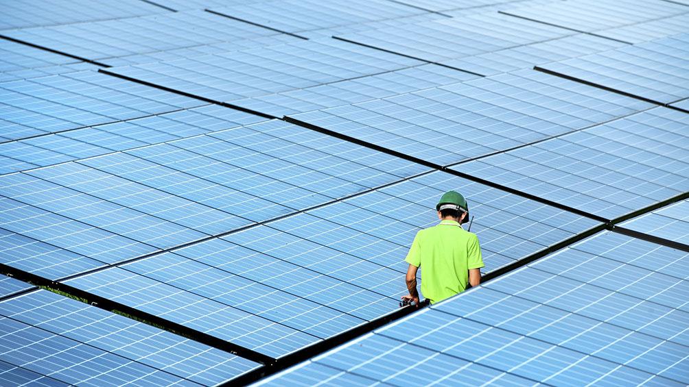 Aprueban la licitación para la construcción de cinco plantas fotovoltaícas