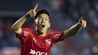 Independiente cerró la venta de Barco en 15 millones de dólares