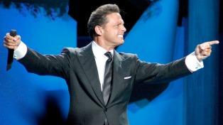 Luis Miguel actuará el año próximo en Buenos Aires y Córdoba