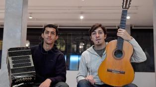"""El dúo Arias Castro presentará """"Criollo"""", un disco con guiños a la tradición"""