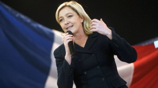 """Le Pen ya no está a favor de abandonar la UE: """"Hay que cambiarla desde el interior"""""""