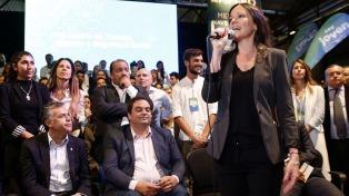Los ministros Stanley y Triaca participaron en Mendoza de la primera Feria de Empleo para Jóvenes