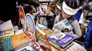 """Una nueva edición de """"Palermo lee"""" llena la Feria de niños"""