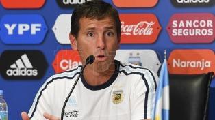 """Úbeda: """"Nosotros citamos a Barco, Independiente no lo cedió"""""""