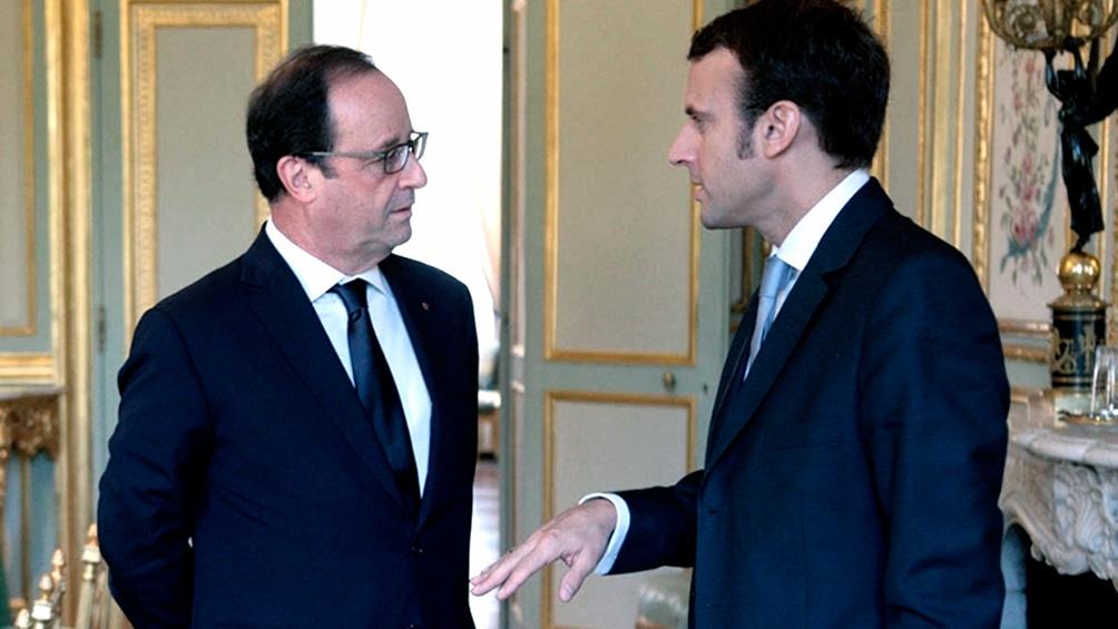 Hollande critica el