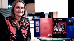 """Paula Lugones: """"Existe un fuerte aval de EEUU para que Argentina sea un referente regional"""""""