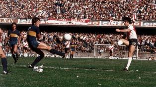 Grandes goleadas a lo largo de la historia del superclásico