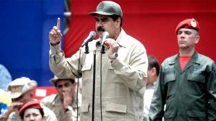 """Maduro afirmó que """"el gobierno extremista de Trump es peor que el de Obama"""""""