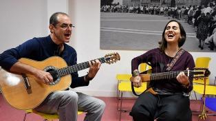 Marta Gómez y Jorge Fandermole apuestan a compartir emociones en el terreno de la canción