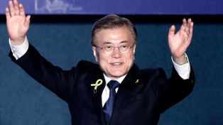 El partido del presidente Moon ganó ampliamente las elecciones locales