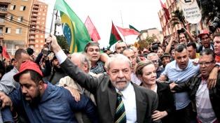Lula empieza una caravana para ampliar su base popular