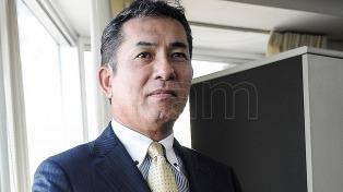 """""""Japón va a regresar a la Argentina gracias a este gobierno"""", dijo el embajador nipón en el país"""
