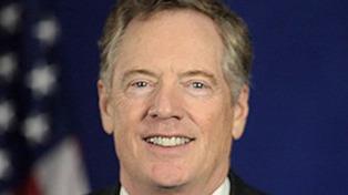 El Senado aprobó a Lighthizer como jefe de comercio Exterior