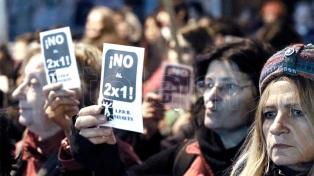 Entró en vigencia la ley que limita la aplicación del 2x1 en casos de lesa humanidad