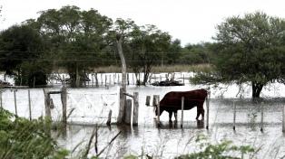 Alerta por abundantes precipitaciones en Chaco, Corrientes, Entre Ríos, Formosa, Misiones y Santa Fe
