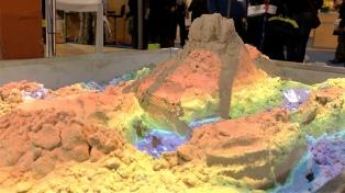 Museo minero interactivo para los chicos