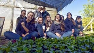 Una red de 150 escuelas rurales pelea contra el desarraigo
