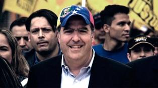 """Borges anuncia una nueva """"fase de presión"""" contra el gobierno de Maduro"""