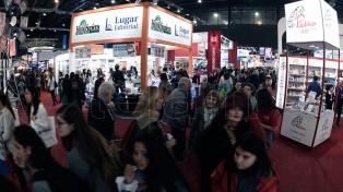Unas 1.180.000 personas visitaron la 44° Feria del Libro de Buenos Aires