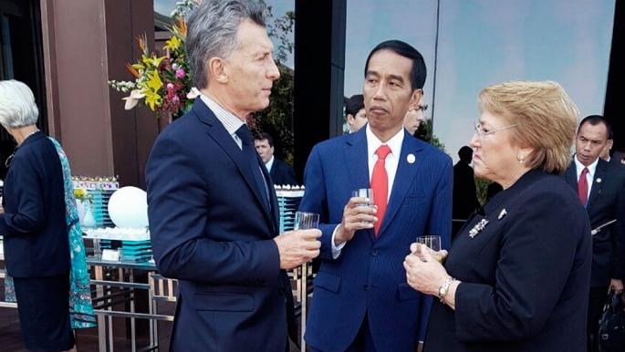 Macri firmó con Xi Jinping 16 acuerdos por USD 17 mil millones