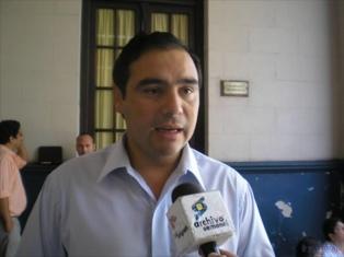 """""""Es muy sugestivo el pedido de licencia de Highton de Nolasco"""", dijo el diputado Valdés de la UCR"""