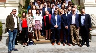Rodríguez Larreta reunió a más de un centenar de empresarios en Madrid en busca de inversiones