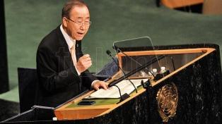 Ban Ki-Moon y Bono, candidatos al Premio Princesa de Asturias de Cooperación