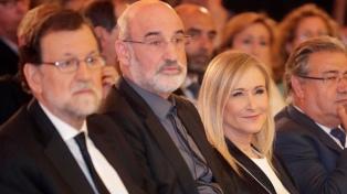 La presidenta regional de Madrid, también implicada en la corrupción del PP