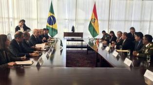 Proponen la creación de un centro de inteligencia tripartito Bolivia-Brasil-Perú