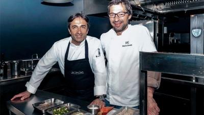 El otro oscar argentino la estrella michelin del chef for Las ultimas noticias del espectaculo argentino