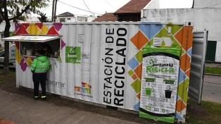 Reciclar, reutilizar y reducir, una costumbre que crece de la mano de la concientización