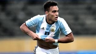 Lautaro Martínez jugará finalmente el Mundial sub 20
