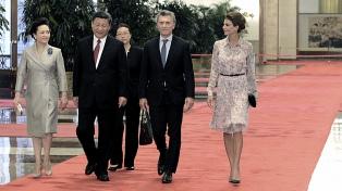 La lista de acuerdos firmados entre Argentina y China