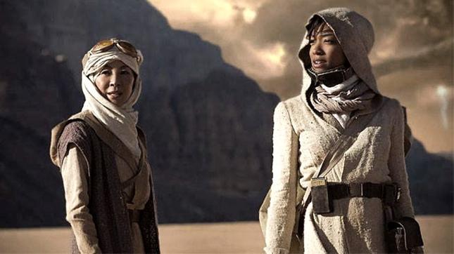Discovery lanza su primera imagen oficial — Star Trek
