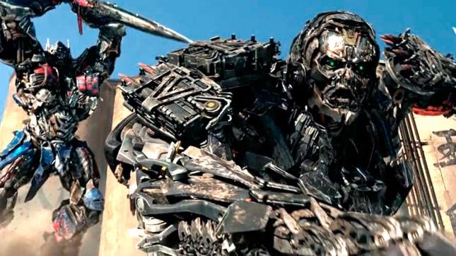 Nuevo trailer de Transformers muestra la guerra de dos especies