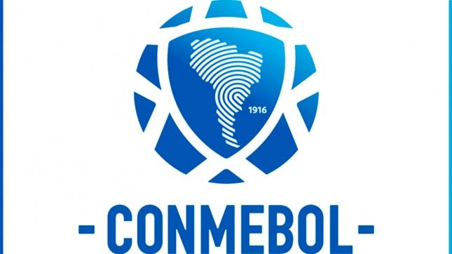 El nuevo logo de la Conmebol, presentado este miércoles